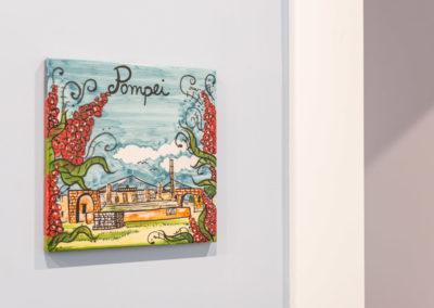 Stanza Pompei Albergo Napoliving