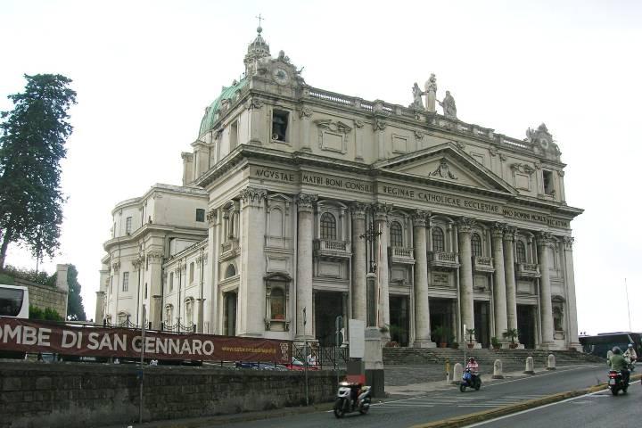 basilica di capodimonte
