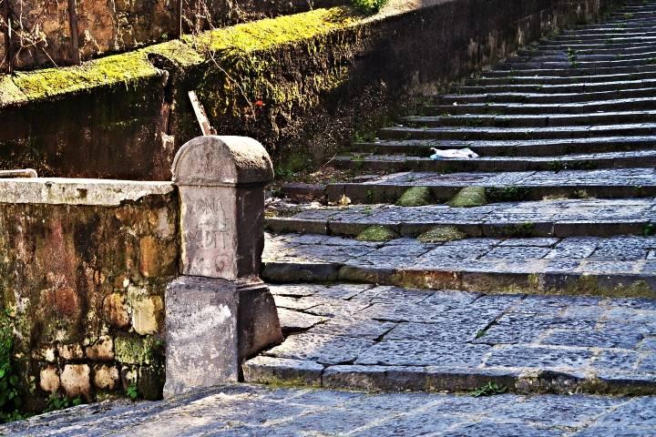 scale di napoli