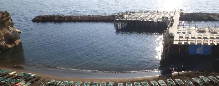 Dove andare al mare a Napoli: Bagno Sirena Napoli